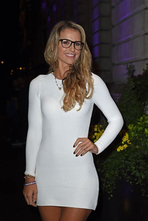 Vogue Williams - Specsavers' Spectacle Wearer of the Year ...