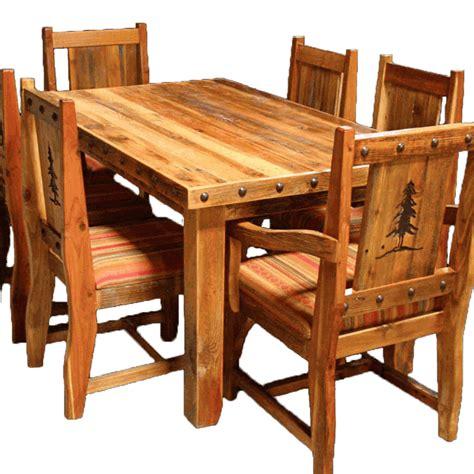 barnwood dining table 96 x 42
