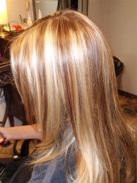pretty chocolate blonde hair color shades hairstylo