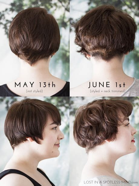 Growing Out Pixie Cut Hairstyles by Growing Out A Curly Pixie Cut
