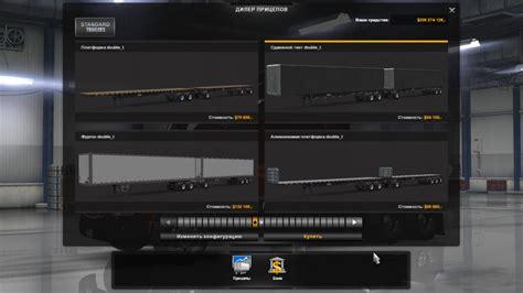 turnpike doubles mod american truck simulator mod ats mod