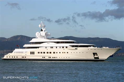 pelorus yacht  lurssen yachts motor