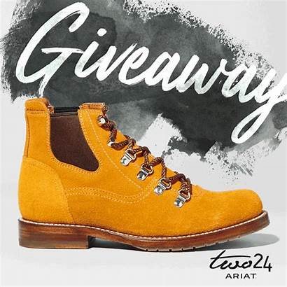 Two24 Ariat International Boots Fall Introduces Chance