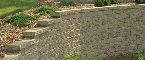 retaining wall materials tribute 174