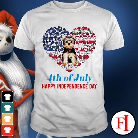 Official 4th of July happy independence day Yorkshire ...