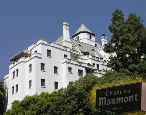 Chateau Marmont, California, Usa  Travel Featured