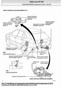 Location If Air Suspension Parts