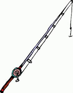 Fishing Rod Clipart - ClipArt Best