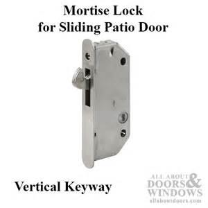 sliding patio door adjustment