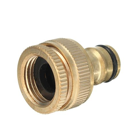 faucet connector adapter 1 2 3 4 inch brass faucet adapter washing machine