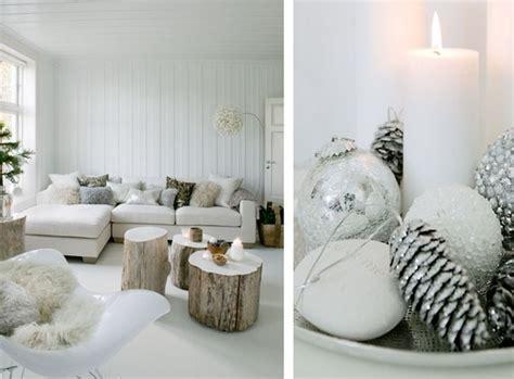 wohnzimmer deko ideen 25 winter deko ideen die für eine festliche stimmung sorgen