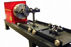 ezPipe CNC Plasma Pipe Cutter by ezPlasma