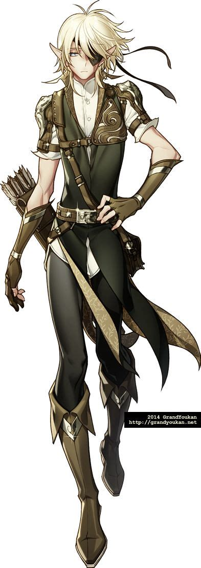 anime boy elf 349 best fantasy characters images on pinterest