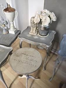 Beistelltisch Weiß Vintage : beistelltisch antik vintage shabby chic fassmalerei ~ A.2002-acura-tl-radio.info Haus und Dekorationen