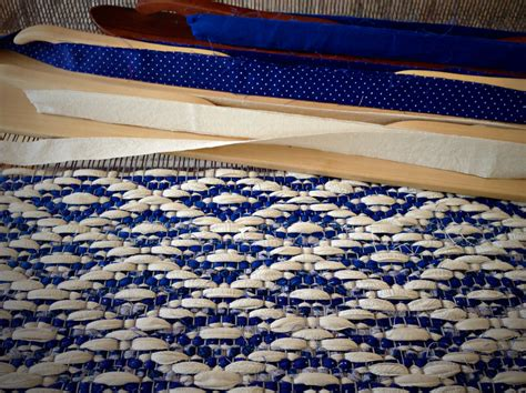 rag rug loom for friday five rosepath rag rugs warped for