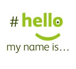 Trust Supports 'hello My Name Is…' Campaign  The Exeter Daily