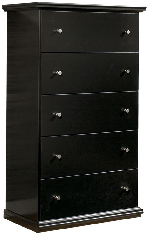 See actions taken by the people who manage and post content. Signature Design by Ashley® Maribel Black Five Drawer Chest-B138-46 | Van's Home Center