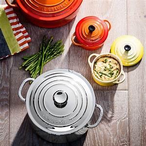 Le Creuset Topfset : le creuset 3 ply plus topfset 5 teilig culinaris ~ Sanjose-hotels-ca.com Haus und Dekorationen