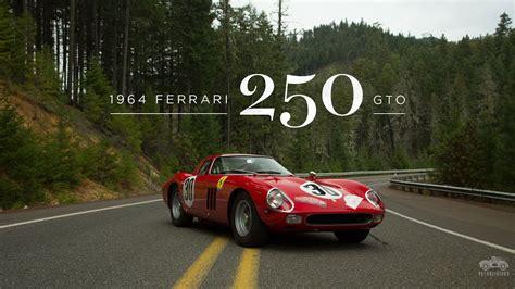 The Ferrari 250 Gto Speaks For Itself