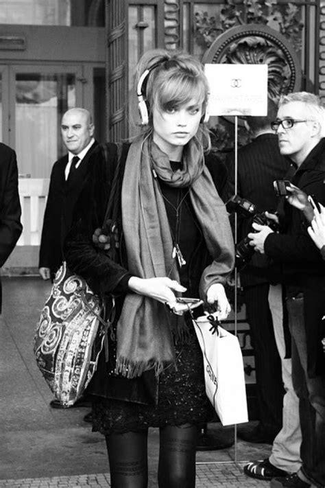 Abbey Lee Kershaw Model Street Style Pre Platinum