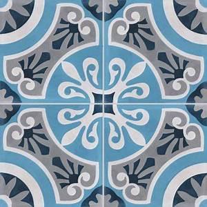 liste d39anniversaire de martin u ciment carreau fleur With carreau ciment bleu