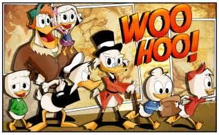 DuckTales Characters 2017