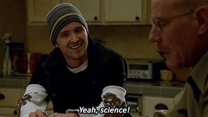 Science Yeah Bad Jesse Breaking Pinkman Chemistry