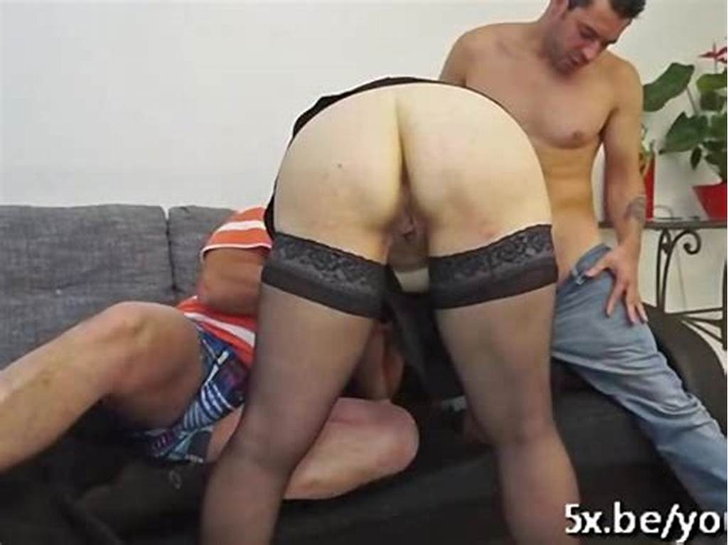#He #Shared #His #Wife #Celine #In #A #Gangbang