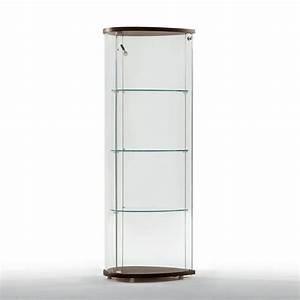 Vitrine Metall Glas : olivella 6427 vitrine tonin casa aus holz und glas in verschiedenen farben verf gbar mit led ~ Whattoseeinmadrid.com Haus und Dekorationen