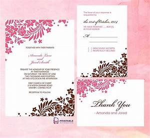 wedding invitation free wedding invitation templates With free printable wedding invitations with pictures