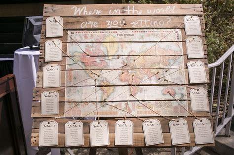 mariage theme voyage 15 inspirations pour un mariage sur le thème du voyage bloom events