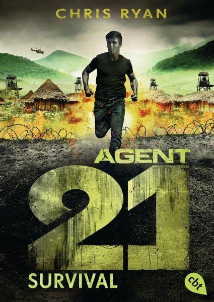 survival agent  bd von chris ryan taschenbuch