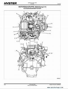 Hyster  F004  S3 50