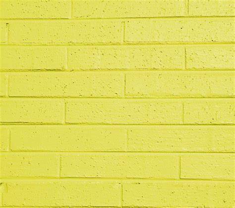 yellow painted brick wall 1800x1600 background image