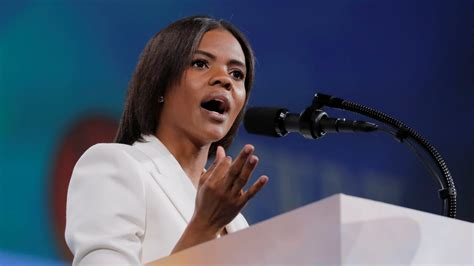 candace owens steps   turning point usa