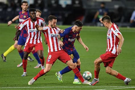Mateu lahoz to oversee another camp nou final. Atletico Madrid vs Barcelona prediction, preview, team news and more | La Liga 2020-21