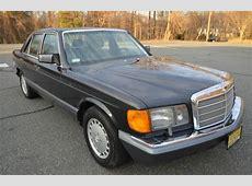 1989 MercedesBenz 300SE German Cars For Sale Blog