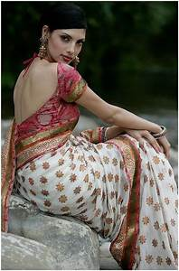 Silk Net Saree Blouse Designs For Weddings