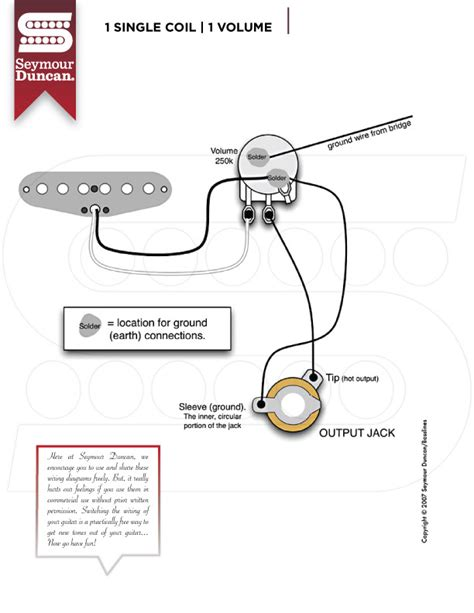 Gibson Humbucker 1 Tone Wiring Diagram Vol by Wiring Help