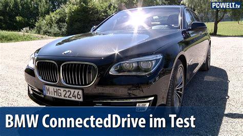 Bmw Connecteddrive Im Test  Deutsch  German Youtube