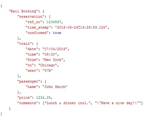 json template cobol software for json generation and parsing