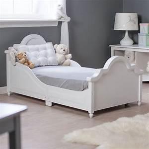 Kidkraft, Raleigh, Toddler, Bed, White, -, 86941