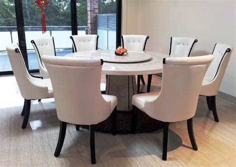 marble dining table modern loccie  homes