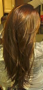 Hairstyles V Cut Long Hair