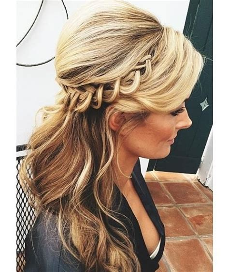 maid of honor updo hair pinterest