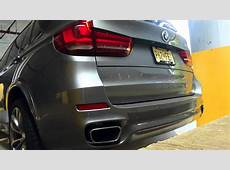 2015 F15 BMW X5 35i Exhaust with MPPK Tune Cold Start