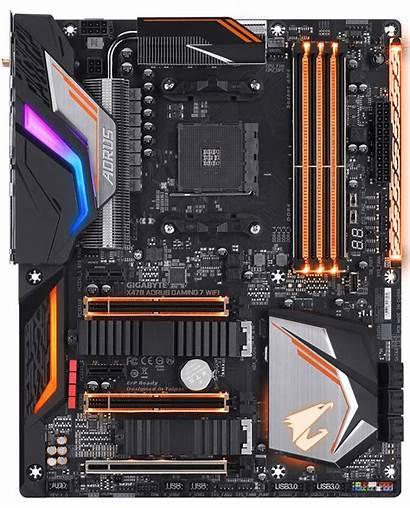 Gigabyte Motherboard Gaming X470 Aorus Am4 Wi