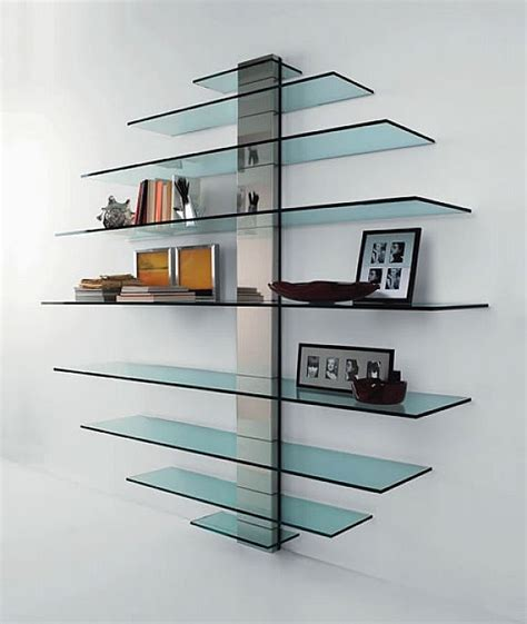 Floating Glass Cabinet - 25 best ideas about floating glass shelves on