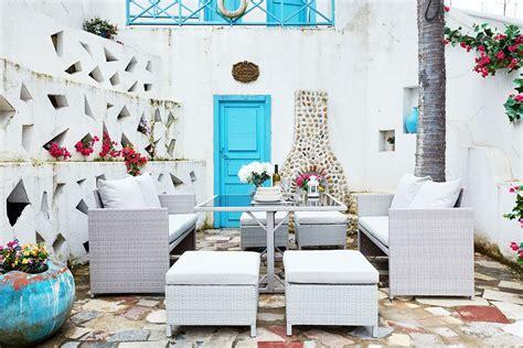 Salon de jardin encastrable en resine 8 places gris Noumu00e9a