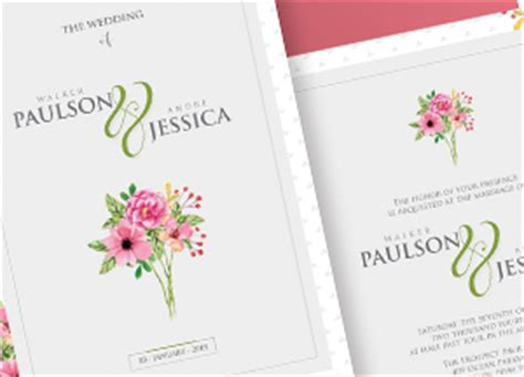 Free Elegant Wedding Invitation TemplatesGraphic Google